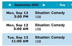 Bravo_schedule